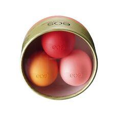 EOS Strawberry Kiwi, Pink Grapefruit & Orange Blossom Lip Balm 100% Natural