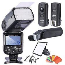 MK-910 Flash Nikon Speedlite i-TTL II HSS NIKON COMPATIBLE D3S D50 D3000..