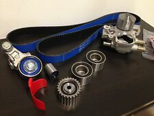 Gates OEM Spec Complete Timing Belt Kit w/Racing Timing Belt 02-03 WRX EJ20