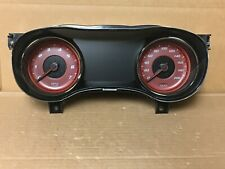Dodge Charger Hellcat SRT 6.2 4Dr Factory Speedometer Cluster OE