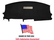 1994-1996 Chevy Impala Black Carpet Dash Cover Mat Pad CH17-5 Made in the USA