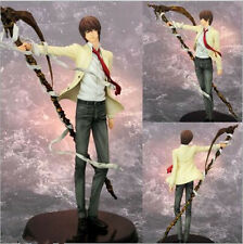 Anime Death Note Killer Yagami Light 26cm PVC Figure Toy Gift