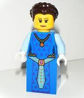 LEGO NEXO KNIGHTS QUEEN HALBERT CASTLE GIRL MINIFIGURE 70325