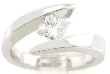 White Gold 14k VS2 0.75 - 0.99 Diamond Engagement Rings