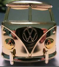 0189- Tamco Gold VW Bus Sound Wagon Record Player