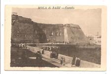 MOLA di BARI  -  Castello.................edizione inizi '900