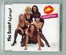 SWEET leggi CD-Maxi The Beast © 1996 NUOVO-German - 6 Track-Eurodance - # 96.1254