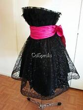 NWT BETSEY JOHNSON EVENING COTILLION DRESS FROM RETAIL STORE 8 **SALE**