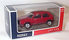 Volkswagen Golf GTI G60 1990 in RED 1-43 Scale Model New in Box