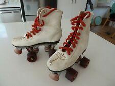New listing Vintage Roller Skates Redstone? Kids Size 7 3/4