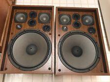 Kenwood KL-777A Speakers