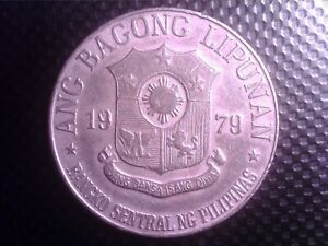 PHILIPPINES    1  PISO   1979       SEPT14