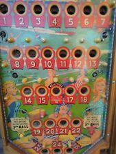 More details for  vintage pinball machine art work