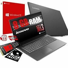 "Notebook Lenovo V130 Portatile Display da 15.6"" /Cpu Intel core i3-7020U (C8B)"