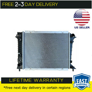 New Radiator 1551 fits Ford Thunderbird Lincoln Mark VIII Mercury Cougar 4.6 V8