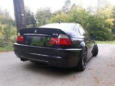 Diffuser for BMW 3 E46 CSL Diffuser for M3 Bumper