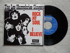 "45T 7"" THE LES HUMPHRIES SINGERS ""Rock my soul"" DECCA 333.018 PROMO ANTAR µ"