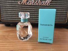 Tiffany & Co. Eau De Parfum 5ml Miniatur Neu Original