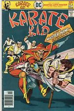 Karate Kid #4 (Sep-Oct 1976, DC) VG