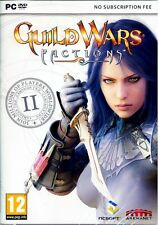 Guild Wars Factions CAMPAIGN TWO (PC-DVD) BRAND NEW & SEALED Bonus Fire Imp 2 II