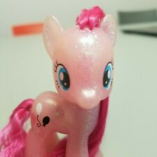 "~~~ My Little Pony ""Glitter Sparkle Pinkie Pie"" (HTF) Brushable MLP FIM ~~~"