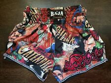 Raja Boxing Muay Thai Shorts Mma Boxing New in Package Large