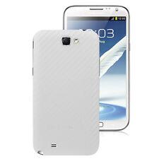 Samsung Galaxy Note 2 N7100 Carbon Akkudeckel Cover Schale Backcover Gehäuse Neu