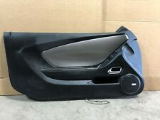 CHEVY CAMARO SS DRIVER DOOR PANEL SKIN TRIM COVER BOSE
