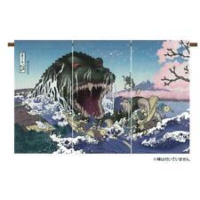 Folcart 509982 Shop Curtain Godzilla and Sakura