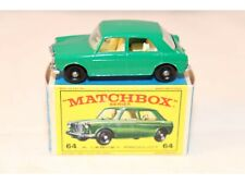 Matchbox 64 M.G.1100 Rare Green Color 99% mint in box