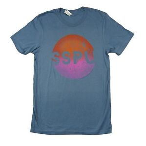 Silversun Pickups Tree Rings Blue T Shirt New Official