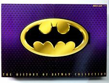 History of Batman Collection Boxed Figure Set of 3 Kenner New 1996 DC Comics