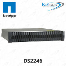 Netapp DS2246 NAJ-1001 24 Drive Bay Chassis Disk Array Storage Expansion X559A-R