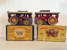 """Matchbox Models of Yesteryear Y9A Fowler """"Big Lion"""" Showman's Engine Collector's"""