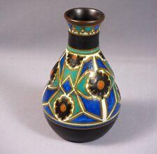 Gouda PZH Royal Zuid-Holland Vase Matte 1926 Antique