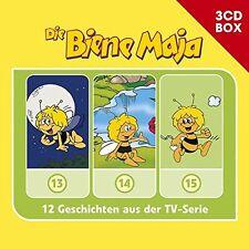 3 CDs * DIE BIENE MAJA - 3-CD HÖRSPIEL BOX VOL. 5 ZUR TV-SERIE # NEU OVP !