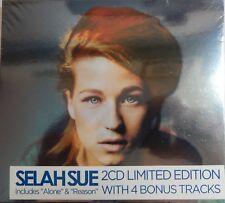 SELAH SUE - REASON (DELUXE EDITION 2 CD, 4 Bonus Tracks) UPC line  - NEW SEALED