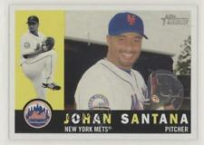 2009 Topps Heritage Johan Santana #29