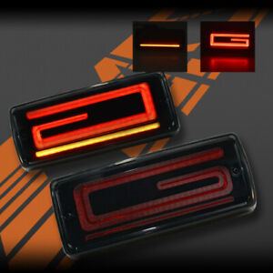 LED & Sequential Indicator Tail Lights for Mercedes-Benz W463 G Class & AMG G63