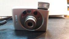 óCamara de fotos analogica Canon IXUS Z50, completa con caja, funda y documentac