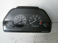 BMW E34 E32 Speedo instrument cluster 150mph Possibly 6 cylinder 1990