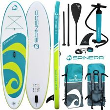 Spinera Classic 9'10'' - 300x76x15cm SUP Stand Up Paddleboard - Pack 2