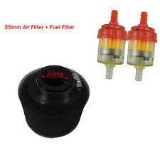 35mm Foam Air Filter Fuel For 50cc 70cc 90cc 110cc 125cc CRF50 Pit Dirt Bike