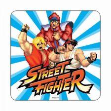 Nintendo Capcom Street Fighter Retro Gaming Bebidas Posavasos Estera De Tabla