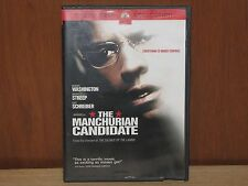 The Manchurian Candidate (DVD, 2004, Widescreen Vers...