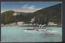 Germany Postcard - Capellen Mit Stolzenfeis    RS9421