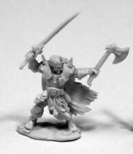 1 x BORIS MINGLA - BONES REAPER figurine miniature jdr rpg d&d warlord 77406