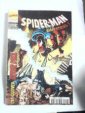 SPIDER-MAN album relié n° 9 (semic Marvel 1996 ) clone saga + venom, 160 pages