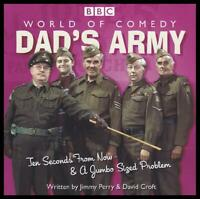 DAD'S ARMY - TEN SECONDS FROM NOW + JUMBO SIZED PROBLEM CD ~ 70's COMEDY *NEW*