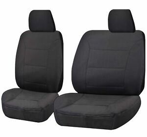 All Terrain Car Seat Covers For Toyota Landcruiser 60-70-80 Series Single Cab...